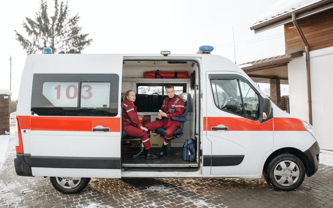 Servizio di ambulanza privata Milano